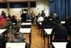 В Пизе украинка пыталась пройти тест по итальянскому с помощью денег