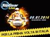 Top Gear - автомобильное шоу, которое заводит сердца - впервые состоится в Итали