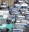 Рим лидирует по числу автомобилей и загрязненному воздуху