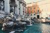 В Риме две семьи туристов подрались за место перед фонтаном Треви для лучших фот