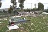 Ураган снес крышу фабрики «Электролюкс» в провинции Порденоне