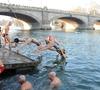 В Милане и Турине состоялись ныряния в зимнюю реку