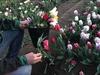 Римский парк тюльпанов опустошен спустя всего два дня после открытия