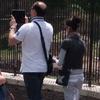Кража на видео: турист из Украины отделался легким испугом