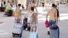 В Риччоне вводится запрет на прогулки в купальных костюмах по центру города