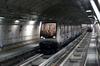 В Турине было остановлено движение поездов метро в связи с возможной утечкой газ
