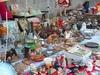 Больше всего блошиных рынков находится в Ломбардии