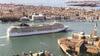 Запрет на круизные лайнеры в Венеции временно отменен