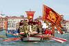 В Венеции прошел праздник обручения с морем