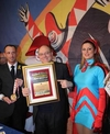 Карло Вердоне получил награду на карнавале в Виареджо