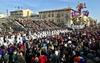 Карнавал в Виареджо: всего 5 000 зрителей, обязательное наличие зеленого пропуск