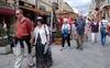 Несмотря на прогнозы плохой погоды, итальянцы отмечают пасху в путешествиях