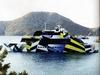 В Генуе появилась «психоделическая» яхта