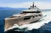 В Карраре построили самую тихую в мире яхту