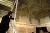 Милан: Замок Сфорцеско откроет для посетителей зал с ранее неизвестными фресками