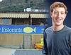 Mr.Facebook продолжает медовый месяц на острове Искья