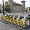 Битва против смога: в Турине предлагают арендовать велосипед всего за евро за не