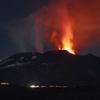 На Сицилии Этна продолжает активно извергаться