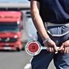Полиция задержала итальянского предпринимателя, перевозившего 330.000 евро в баг