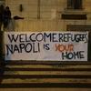 Неаполитанцы хотят принять мигрантов, которых прогнали жители провинции Феррары