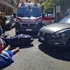 Автомобиль губернатора региона Кампания, двигавшийся по встречной, сбил девушку