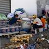Евростат: в Кампании 41,4% населения подвержены риску бедности