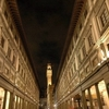 Флоренция: рекордное количество туристов посетило галерею Уффици вечеромФлоренци