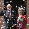 Никогда не говори никогда: 90-летние итальянцы поженились в доме престарелых
