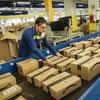 Итальянская почта приобрела робота, который сортирует 15 тысяч посылок каждый ча