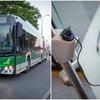 В Милане появятся высокотехнологичные троллейбусы с розетками для подзарядки тел