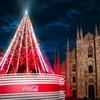 Компания Coca Cola проспонсирует установку ели на площади Пьяцца Дуомо в Милане