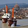 Во Флоренции проходит фестиваль мороженого