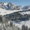 В Доломитах выпало рекордное количества снега