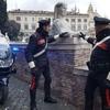 В Риме повреждена статуя сфинкса на площади Пьяцца-дель-Пополо