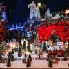 Флоренция: в Rivoli Boutique Hotel началась выставка оригинальных рождественских