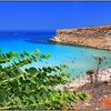 Прекрасная Лампедуза: Пляж Кроликов, шикарная природа и много моря