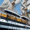 В Катанию прибывает самый красивый парусный корабль в мире