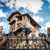 Коппеде: римский квартал, где обитают сказочные феи