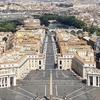 В центре Рима автомобиль совершил наезд на туристов