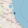 Землетрясение магнитудой 4,6 произошло этой ночью на побережье Романьи