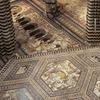 Роскошный мраморный пол Сиенского собора вновь видим для посетителей