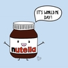 Мир празднует World Nutella Day, Всемирный день Нутеллы