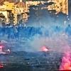 В массовых беспорядках в знак протеста против выступления Сальвини в Неаполе пос