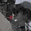 Трагедия в Генуе: на автошоссе А10 произошел обвал моста