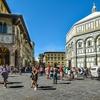 Вход во Флорентийский Баптистерии стал бесплатным для горожан