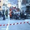 """Итальянец, въехавший в толпу на рождественской ярмарке в Сондрио, заявил, что """"ж"""