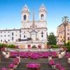 Это официально: в Риме запретили сидеть на ступеньках Испанской лестницы