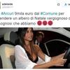 Мэр Салерно заплатил 9000 евро знаменитой итальянской актрисе за присутствие на