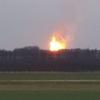 В Австрии произошел взрыв на газовом хабе