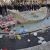 """Рим, беспорядки у фонтана """"Лодочка"""" в 2015 году: вынесен приговор шести фанатам"""